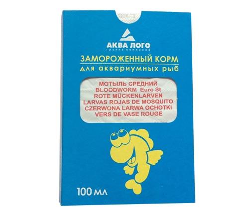В супермаркетах Аква Лого низкие цены на замороженные и сухие корма для рыб!