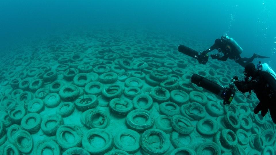 Химикаты и металлы в Мировом океане