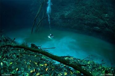 Ученые обнаружили реку на дне Черного моря