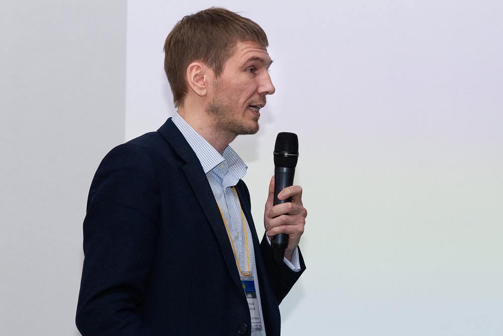 Виталий Шорохов - владелец Youtube-канала Green Art Moscow выступал с докладом об акваблоггинге