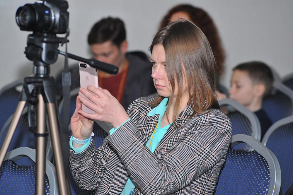 """Жанна Гудукина, специалист по SMM и связям с общественностью компании """"Аква Лого"""""""