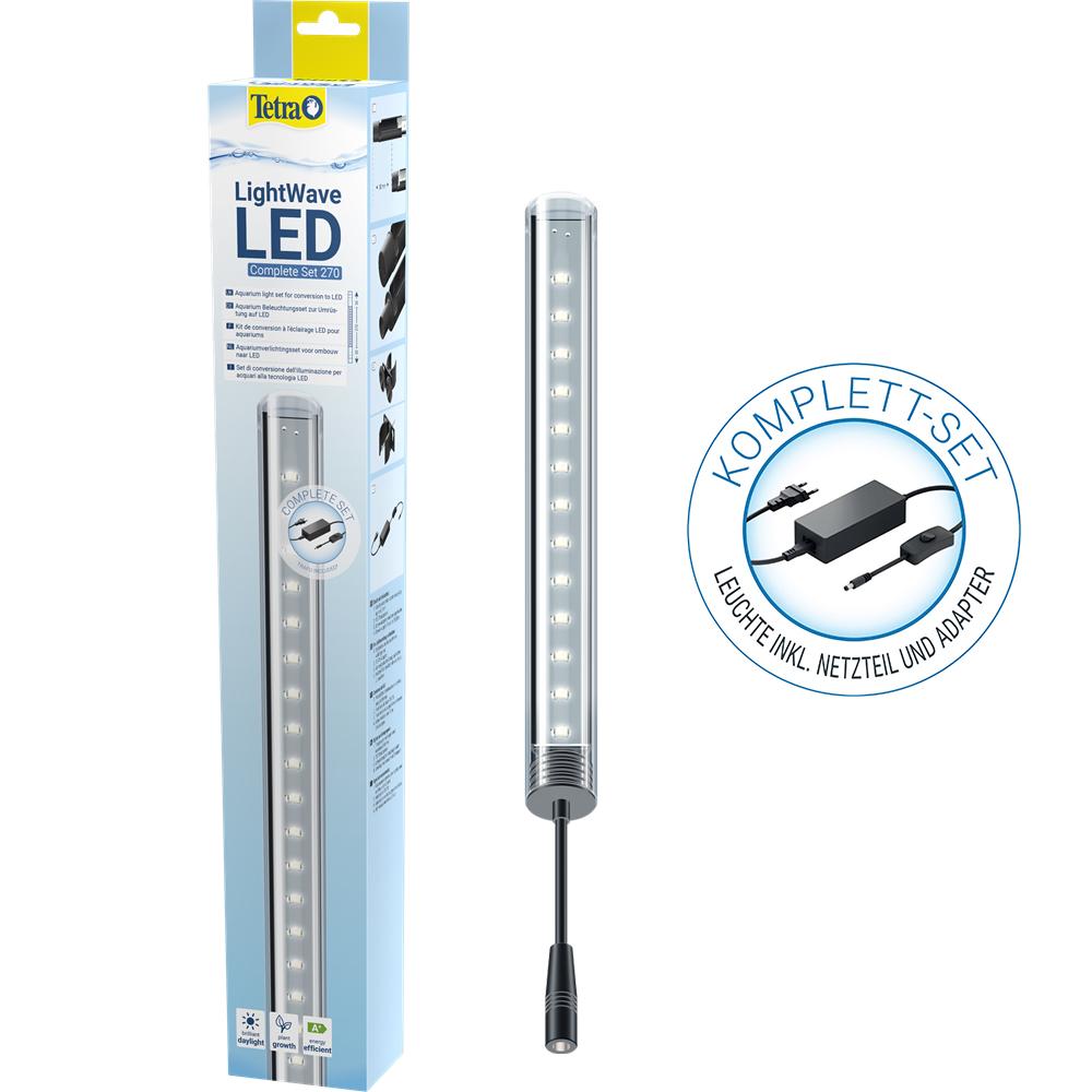 Светильники LED Tetra LightWave Set в супермаркетах Аква Лого!