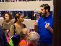 День открытых дверей в супермаркете Аква Лого на Волжской прошел 24 сентября